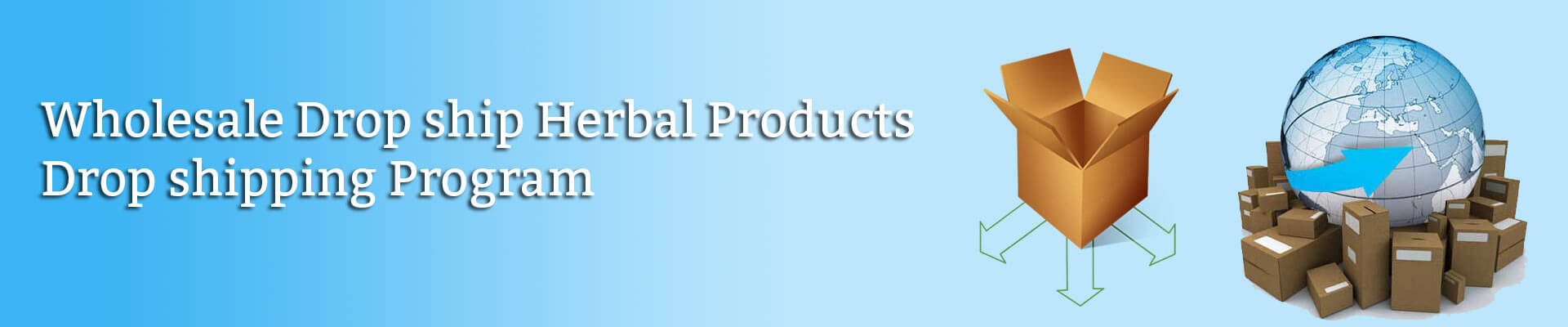Wholesale Dropshipping Program for Herbal Products